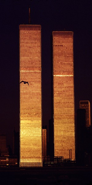WORLD TRADE CENTER, 1979: - PHOTO COURTESY OF SANTI VISALLI