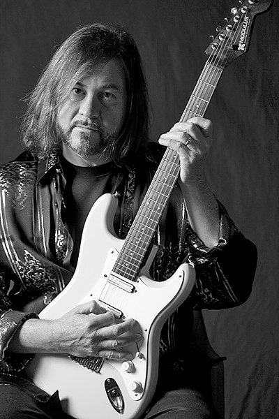 SPECIAL GUEST:  Kenny Lee Lewis, long-time guitarist and bassist for the Steve Miller Band, is the special guest at the seventh Annual New Times Music Awards on Sept. 25 at the Fremont Theater. - PHOTO COURTESY OF KENNY LEE LEWIS