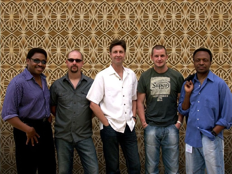 GUITAR MAGIC!:  Great instrumental act Acoustic Alchemy will bring their genre-expanding sound to Blacklake Golf Course on June 4. - PHOTO COURTESY OF ACOUSTIC ALCHEMY