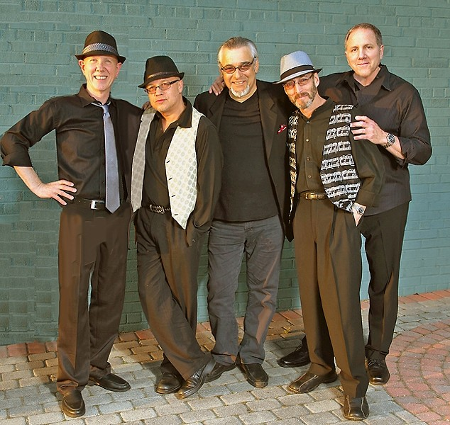 THE HITS:  The Hit Men, featuring members of hit making bands of the '60s, play the SLOPAC on Oct. 17. - PHOTO COURTESY OF THE HIT MEN