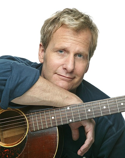 TALENTED & TALENTEDER :  Emmy-winning stage, TV, and film actor Jeff Daniels shows off his musical side on Nov. 4 at the SLO PAC. - PHOTO COURTESY OF JEFF DANIELS