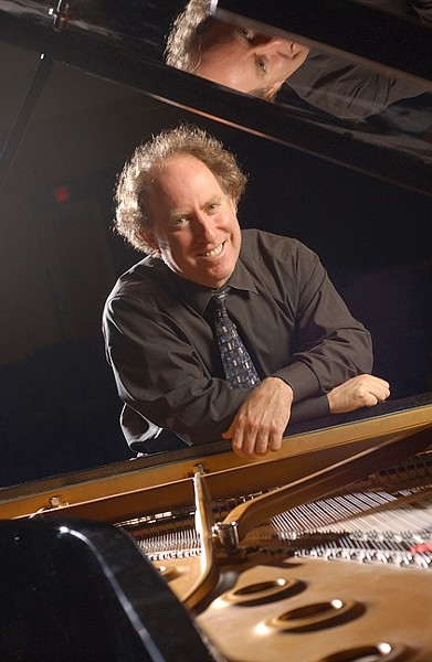 NOTE TO SELF:  Pianist and conductor Jeffrey Kahane (pictured) has performed all over the world, from Carnegie Hall to the Real Filharmonia de Galicia in Spain. He's recorded with Yo-Yo Ma and Hilary Hahn and is currently the music director for the Los Angeles Chamber Orchestra. - PHOTO COURTESY OF SLO SYMPHONY