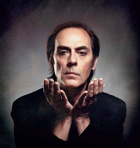 UNPLUGGED:  In a rare, intimate performance, former Bauhaus frontman Peter Murphy will perform acoustic versions of music from throughout his illustrious career, on April 2, in Fremont Theater. - PHOTO COURTESY OF PETER MURPHY
