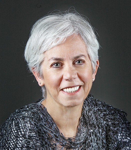 BREAK OUT AUTHOR:  Retired psychologist and former director of Cal Poly's Counseling Services Elie Axelroth focused on writing her first novel, Thin Places, after she retired. - PHOTO COURTESY OF ELIE AXELROTH
