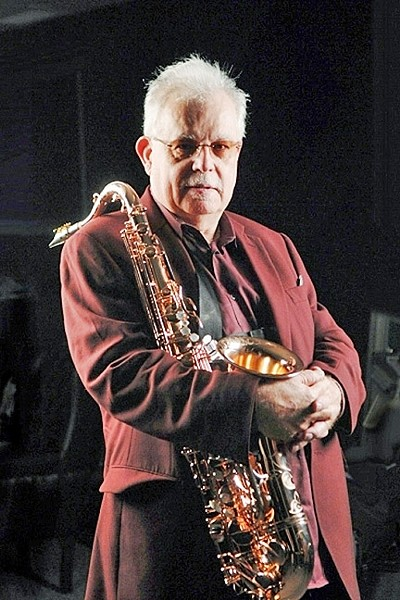 BE-BOPPER:  The Famous Jazz Artist Series returns to Painted Sky with sax player Mel Martin, on April 23. - PHOTO COURTESY OF MEL MARTIN