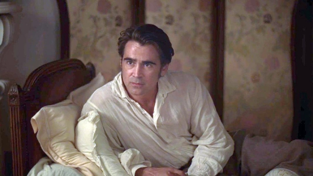 LOTHARIO Colin Farrell is Cpl. John McBurney, who, once ensconced in the girls' school, begins to wield his charms on the women and girls there. - PHOTO COURTESY OF AMERICAN ZOETROPE