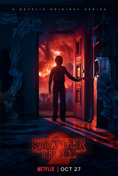 BACK TO THE UPSIDE DOWN The second season of Stranger Things certainly cannot be described as perfect, like the first season could, but it still makes a fun binge-watch. - PHOTO COURTESY OF NETFLIX
