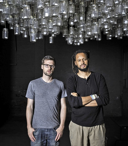 THEY ARE FLOBOTS Ultra hip hip-hop act Flobots play The Siren on Dec. 5 as part of their Rise + Shine tour. - PHOTO COURTESY OF FLOBOTS