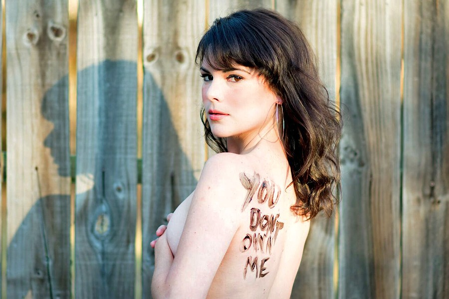 YOU DON'T OWN HER Countrypolitan singer-songwriter Whitney Rose plays SLO Brew on Feb. 28, bringing her '60s girl group meets honky-tonk feminism sounds. - PHOTO COURTESY OF WILLIAM MEADOWS
