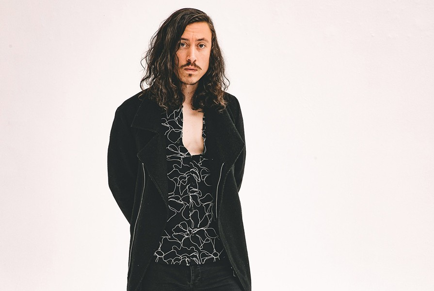INDIE DARLING Seattle-based indie folk singer-songwriter Noah Gundersen plays a Numbskull and Good Medicine Presents show at The Siren on Feb. 23. - PHOTO COURTESY OF NOAH GUNDERSEN