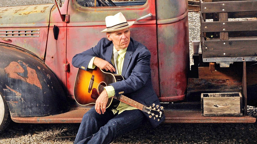 HEARTLAND MUSIC Singer-songwriter John Hiatt plays the Fremont Theater on March 19, re-creating his 1988 album Slow Turning and playing a set of his greatest hits. - PHOTO COURTESY OF JOHN HIATT