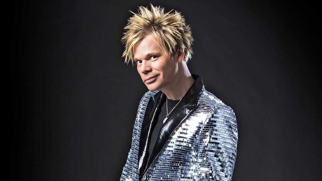 JAZZ CHART TOPPER Brian Culbertson plays the Fremont on June 1, bringing his award-winning and chart-topping jazz, R&B, and funk sounds. - PHOTO COURTESY OF BRIAN CULBERTSON