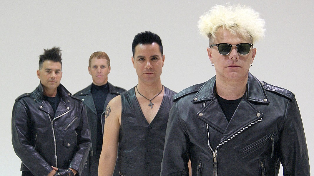 JUST CAN'T GET ENOUGH Depeche Mode fans take heart; tribute act Strangelove plays The Siren on June 8, delivering a dose of synth-driven '80s dance pop. - PHOTO COURTESY OF STRANGELOVE