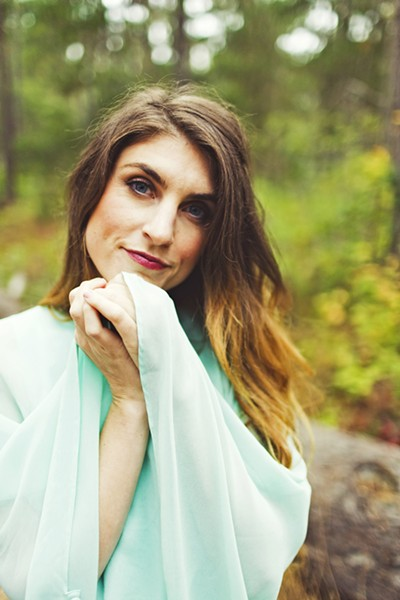 SONGBIRD The Arroyo Grande Village Summer Concert Series kicks off its 13th season with jazz, R&B, soul, blues, folk, and pop vocalist Nicole Stromsoe on June 10, at the Rotary Bandstand. - PHOTO COURTESY OF NICOLE STROMSOE