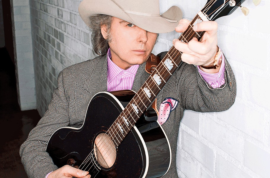 GUITARS CADILLACS Actor and alt-country star Dwight Yoakum plays the Mid-State Fair on July 20. - PHOTO COURTESY OF DWIGHT YOAKUM