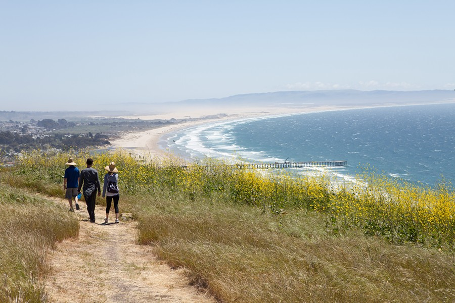 CLOSE TO NATURE Since 2014, the Land Conservancy of San Luis Obispo County has been working towards opening the Pismo Preserve to the public. - PHOTO COURTESY OF THE LAND CONSERVANCY OF SLO COUNTY