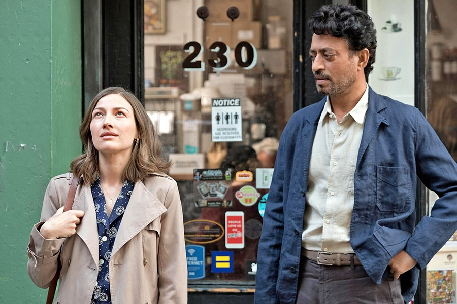 AWAKENING Taken-for-granted suburban mom, Agnes (Kelly Macdonald, left), meets Robert (Irrfan Khan), who shares her love of solving jigsaw puzzles and also shakes her out of her closed life. - PHOTO COURTESY OF BIG BEACH FILMS