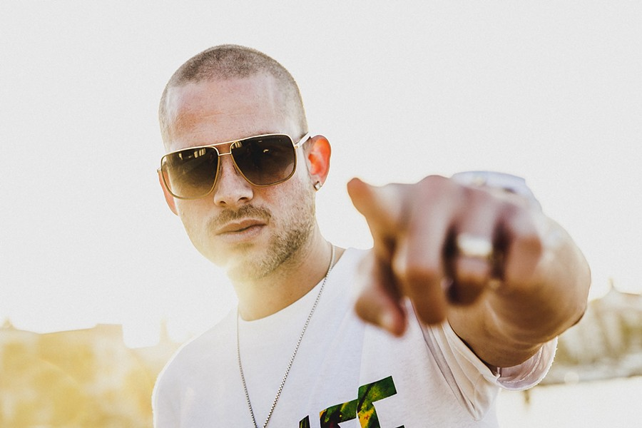 GOOD LIFE Reggae superstar Collie Buddz plays the new SLO Brew Rock Event Center on Sept. 6. - PHOTO COURTESY OF COLLIE BUDDZ
