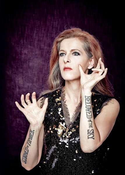 NEKO! Indie rock and alt-country darling Neko Case plays the Fremont on Dec. 5. - PHOTO COURTESY OF NEKO CASE