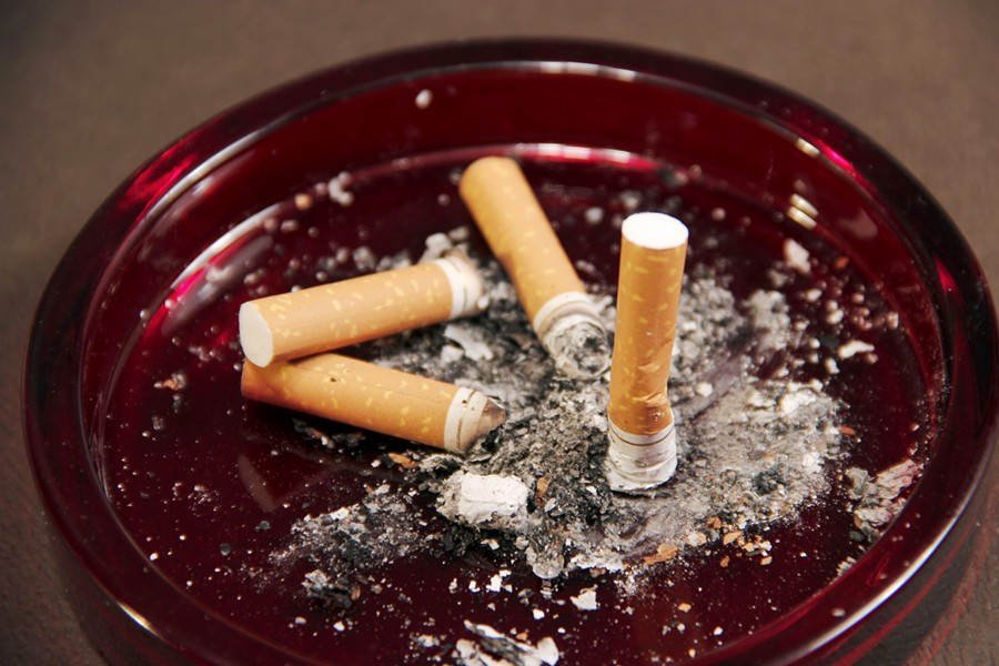 PUT IT OUT Pismo Beach is considering expanding its ban on smoking in public places. - FILE PHOTO COURTESY OF THE CENTERS FOR DISEASE CONTROL AND PREVENTION