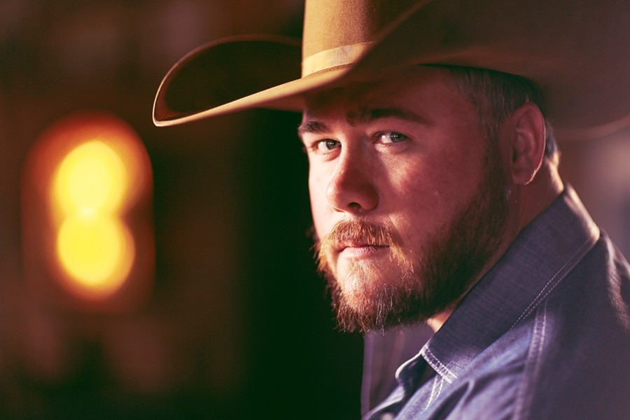 COUNTRY FROM BLOOD TO BONE Texas troubadour Josh Ward plays The Siren on Feb. 9. - PHOTO COURTESY OF JOSH WARD