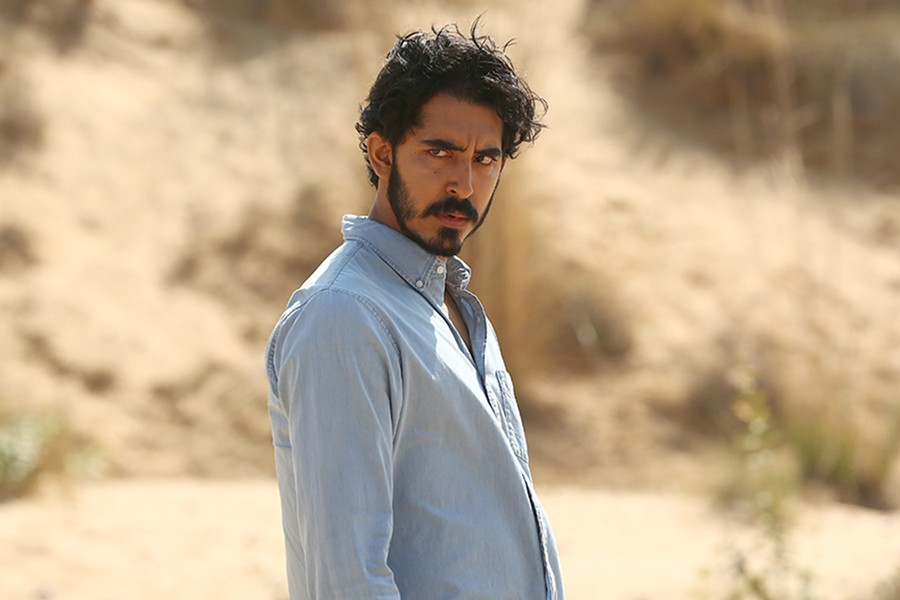 MAN ON A MISSION Dev Patel stars as Jay, a mysterious British Muslim man journeying across Pakistan and India, in writer-director Michael Winterbottom's The Wedding Guest, screening exclusively at The Palm. - PHOTO COURTESY OF INDIA TAKE ONE PRODUCTIONS