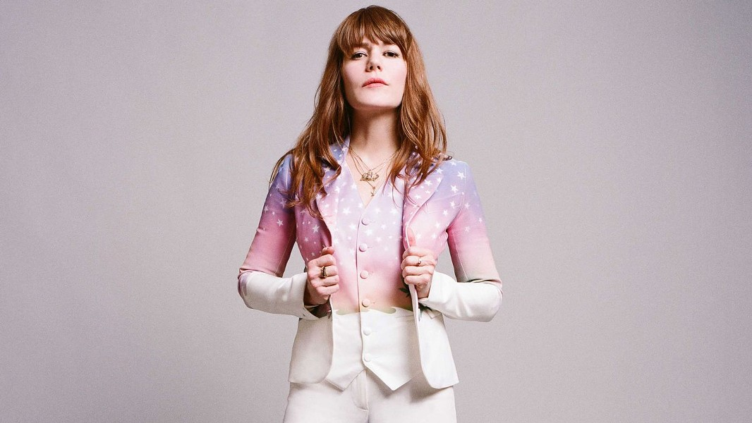 SCOUT NEFLER Former child actress and Rilo Kiley frontwoman Jenny Lewis plays the Fremont on May 25. - PHOTO COURTESY OF JENNY LEWIS