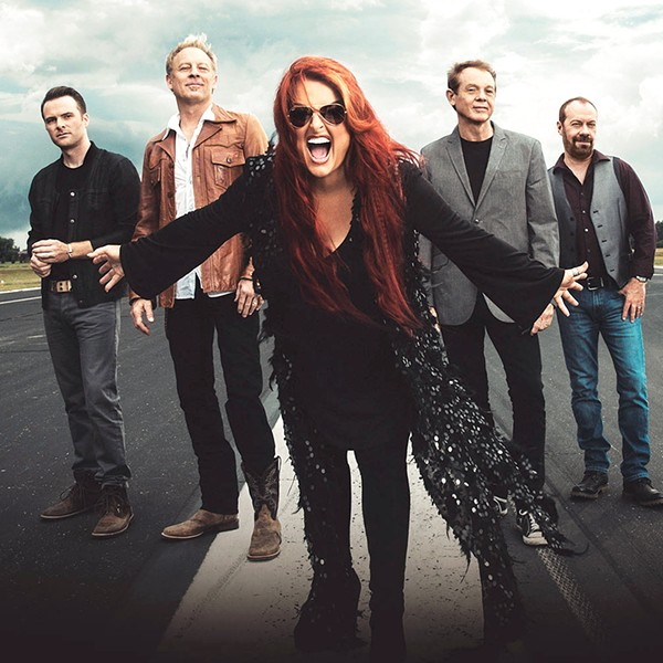 GO BIG Five-time Grammy winner and New York Times best-selling author Wynonna Judd brings Wynona and the Big Noise to the Fremont on June 4. - PHOTO COURTESY OF WYNONNA AND THE BIG NOISE