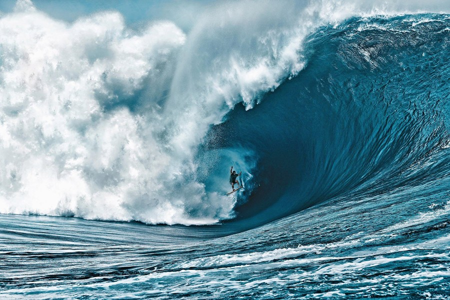 EYE OF THE STORM The surf documentary, Heavy Water– The Acid Drop, screening June 13 in Downtown Centre Cinemas, chronicles the surf and skate lifestyle, and those who push the boundaries of what's possible. - PHOTO COURTESY OF FATHOM EVENTS
