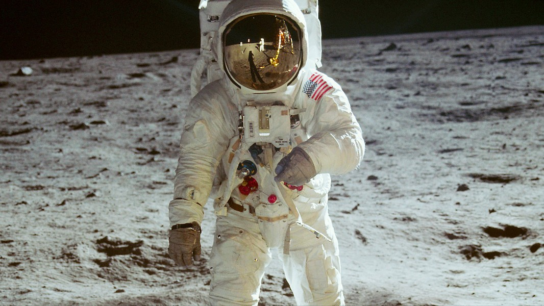 SPACE, MAN To celebrate the 50th anniversary of the U.S. landing on the moon, Downtown Centre Cinemas will screen the documentary Apollo 11 on July 20. - PHOTO COURTESY OF CNN FILMS