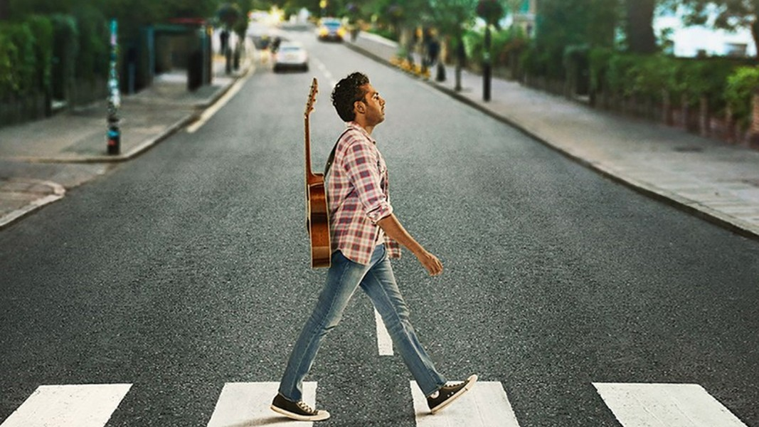 LET IT BE Himesh Patel stars as struggling singer-songwriter Jack Malik, who after an accident awakens to discover he's the only person who remembers The Beatles music, making him an instant star, in Yesterday. - PHOTO COURTESY OF ETALON FILM