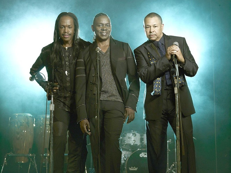 'SING A SONG' Vina Robles Amphitheatre hosts legendary soul, R&B, jazz, funk, disco, Afro-pop, and more act Earth, Wind & Fire, on Sept. 17. - PHOTO COURTESY OF EARTH, WIND & FIRE