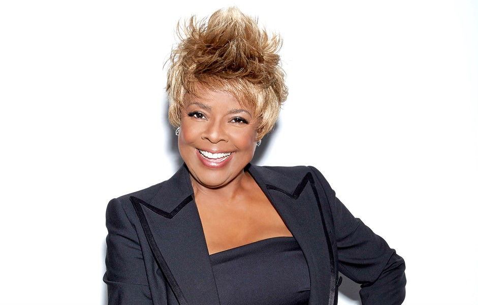 MOTOWN QUEEN On Oct. 18, check out Thelma Houston's Motown Experience featuring a tribute to Aretha Franklin in Cal Poly's Performing Arts Center. - PHOTO COURTESY OF THELMA HOUSTON