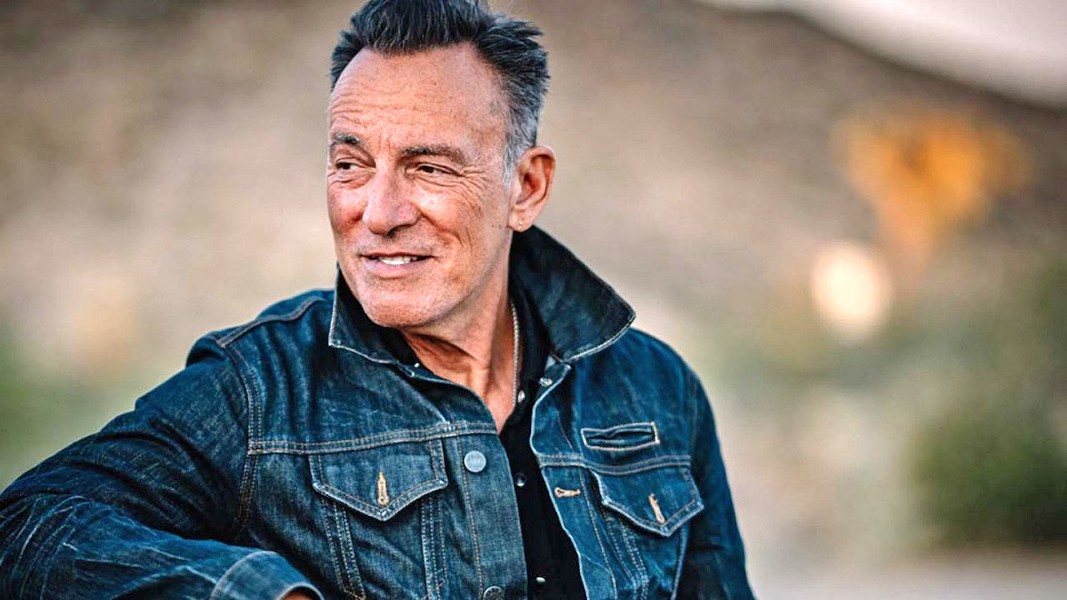 THE BOSS Western Stars features Bruce Springsteen in concert, performing songs from his Western Stars album. - PHOTO COURTESY OF NEW LINE CINEMA
