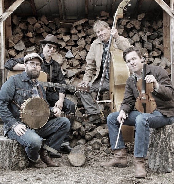 APPALACHIAN SEND-OFF Stumble out of 2019 with the SLO County Stumblers at the Octagon Barn on Tuesday, Dec. 31, for a New Year's night benefitting the SLO County Land Conservancy. - PHOTO COURTESY OF SLO COUNTY STUMBLERS