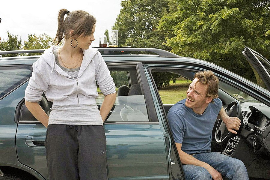 COMING OF AGE Fish Tank follows Mia (Katie Jarvis), a hot-tempered 15-year-old who develops romantic feelings for her mom's boyfriend, Connor (Michael Fassbender). - PHOTO COURTESY OF BBC FILMS