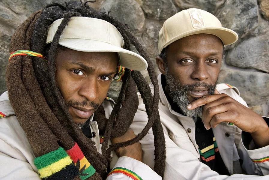 STEEL LEGENDS British reggae powerhouse Steel Pulse plays Presqu'ile Winery on Feb. 8. - PHOTO COURTESY OF STEEL PULSE