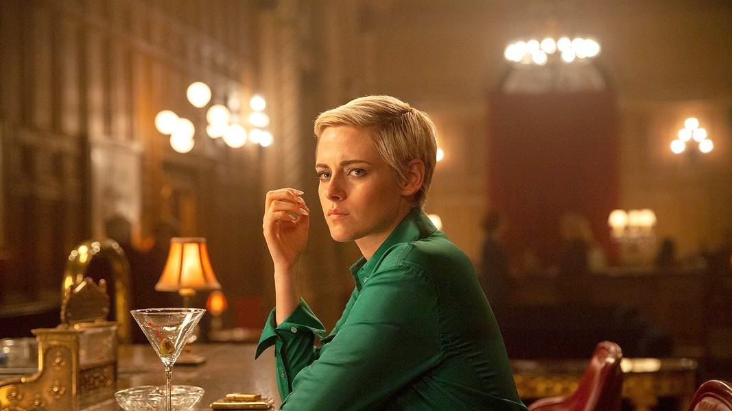 LAST CHANCE The life and death of French New Wave icon Jean Seberg (Kristen Stewart) and her involvement with the Black Panther Party is explored, in Seberg, leaving theater on March 3. - PHOTO COURTESY OF PHREAKER FILMS