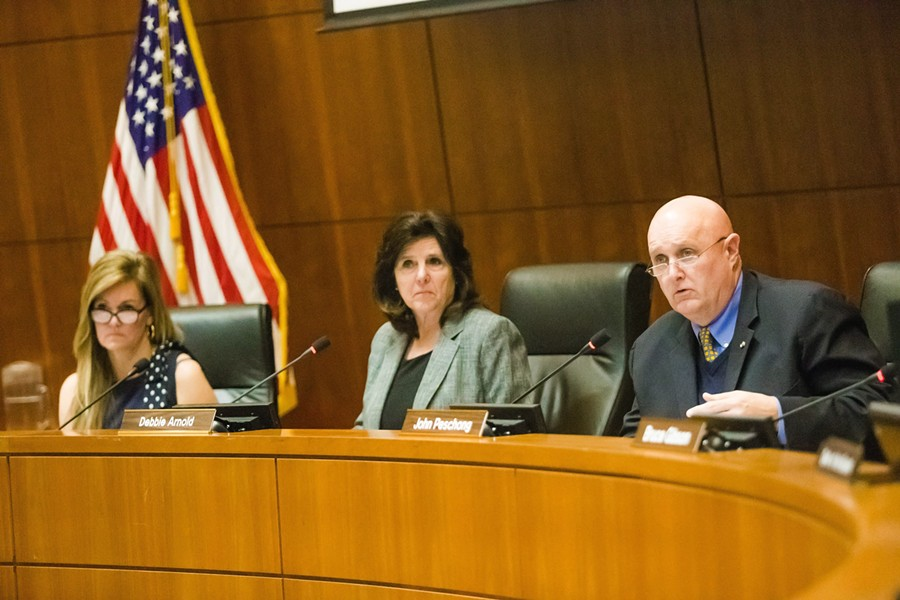 COURSE CHANGE On May 5, the SLO County Board of Supervisors set strict restrictions on industrial hemp in a new ordinance. - FILE PHOTO BY JAYSON MELLOM