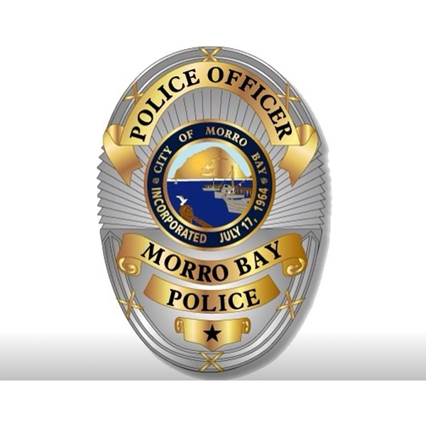 HATE SPEECH The Morro Bay Police Department investigated an incident of hate speech during a local Black Lives Matter protest. - PHOTO COURTESY OF THE MORRO BAY POLICE DEPARTMENT FACEBOOK PAGE