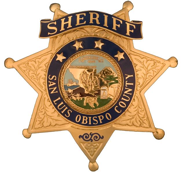 POSITIVE FOR COVID The SLO County Sheriff's Office reported that four employees and three inmates have tested positive for coronavirus. - IMAGE COURTESY OF THE SLO COUNTY SHERIFF'S OFFICE
