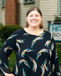 RECOVERING Hospice SLO County's newest executive director, Shannon McOuat, speaks out about her mental health experience while recovering from COVID-19.
