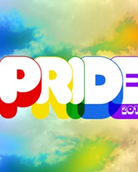 Pride 2018:  Inclusivity, change, acceptance, celebration