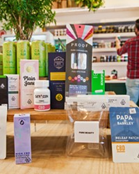 MOM Megan's Organic Market is a winner, winner, cannabis-infused dinner, nabbing Best New Company of 2020, Best Place to buy CBD, and Best Cannabis Dispensary in this year's Best Of San Luis Obispo County readers poll.