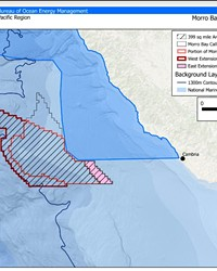 ENERGY PLANS A federal plan to open up the coast of SLO County for wind energy development has the support of the SLO County Board of Supervisors.