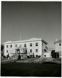 CARING FOR SLO COUNTY Edison French converted the San Luis Sanitarium at 1160 Marsh St. in 1946 to open the doors of the original French Hospital.