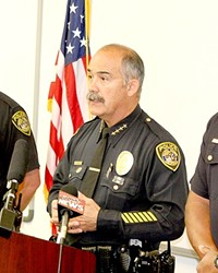 QUESTIONS LINGER IN SANTA MARIA POLICE SHOOTING