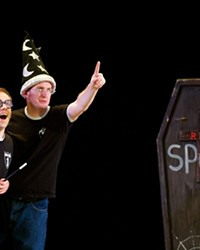 'POTTED POTTER' AT THE PAC