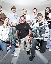 NIPOMO HS ROBOTICS CLUB NEEDS YOUR HELP