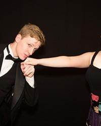 CAL POLY STUDENT OPERA AND OPERASLO PRESENT COMEDIC OPERA, 'THE MERRY WIDOW'